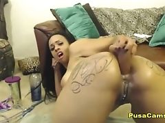 Ass, Babe, Black, Boots, Fake Tits, Ghetto, Long Hair, Masturbation, Model, Pussy,