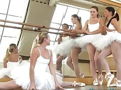 Ballerina, Lesbian, Teen,