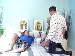 Bisexual, Bridgette B, Horny, Threesome,