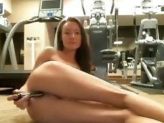 Boobless, Homemade, Masturbation, Sex Toys, Solo, Webcam,