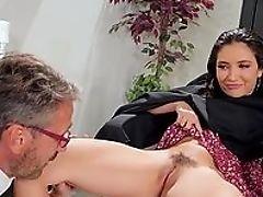Anal Sex, Ass, Ass Fucking, Babe, Boobless, Brunette, Classroom, Close Up, Doggystyle, Fingering,