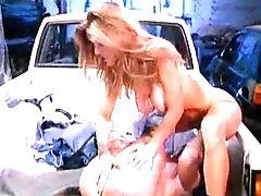 Babe, Car, Chloe, Dirty, Fucking, Jeans, Lesbian, Undressing,