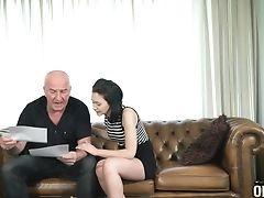 Big Tits, Grandpa, Mature, Shaved Pussy, Teen,