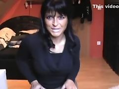 Amateur, German, Jeans, Nude, Solo, Webcam,