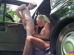 Big Tits, Blonde, College, Cum, Cumshot, Doggystyle, Facial, Hardcore, Michelle Thorne, MILF,
