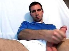 Cum, Cumshot, Dick, Football, Huge Cock, Hunk, Jerking, Massage,
