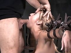 BDSM, Blonde, Bondage, Cute, Fetish, Sexy, Thick Cock,