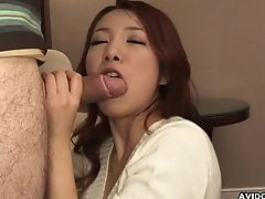 Felching, Housewife, Japanese,