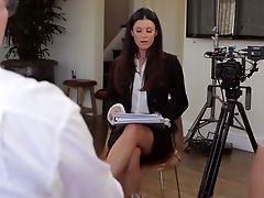 Morena , Casal , India Summer, Nina Hartley, Estrela Pornô, Romântica, História, Casamento , Branco ,