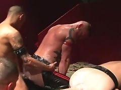 Big Cock, Dildo, Fisting, Foursome, Leather, Punk,