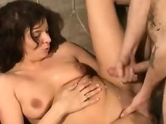 Amateur, Blowjob, Brunette, Caucasian, Couple, Cowgirl, Cumshot, Doggystyle, Dutch, European,