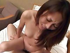 Bedroom, Boyfriend, Bra, Brunette, Couple, Doggystyle, Ethnic, Hardcore, Japanese, Missionary,