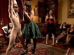 Aiden Starr, Bobbi Starr, Brunette, FFM, Group Sex, Hardcore, Kimberly Kane, Maitresse Madeline, Mature, Mistress,