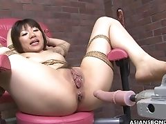 BDSM, Bondage, Fetish, Japanese, Pornstar, Sex Toys,