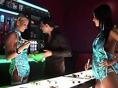 Anal Sex, Blonde, Brazilian, Cum Swallowing, Exotic, Facial, Lingerie, Mandy Saxo, Melissa Black, Pornstar,