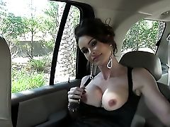 Ass, Babe, Big Tits, Brunette, Cute, Exhibitionist, Fantasy, Fucking, HD, Horny,