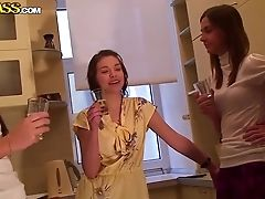 Anal Sex, Brunette, Cindy Dee, French, Group Sex, HD, POV, Russian,