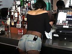Alexis Fawx, Big Tits, Brunette, Ethnic, Fishnet, Hardcore, Huge Tits, Latina, Lingerie, MILF,