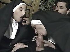 Big Tits, Blowjob, Classic, Cunnilingus, Fucking, Handjob, Italian, Nuns, Retro, Squirting,