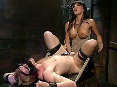 Ass, Boots, Brunette, Fucking, Gia Dimarco, Hardcore, Mistress, Riding,