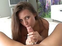Ass, Babe, Blowjob, Couple, Handjob, Hardcore, Latina, Pornstar, POV, Thong,