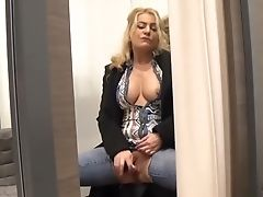Amateur, Blonde, Changing Room, Fingering, HD, Masturbation, Mature, MILF, Old And Young, Public,