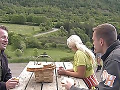 Compilation, Group Sex, Hardcore, Outdoor, Reality, Vanessa Mae,