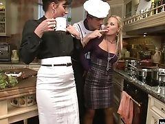 Celine Noiret, Fetish, Hardcore, Kitchen, MILF, Piss Drinking, Pissing, Pornstar, Sexy, Sharka Blue,