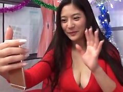 Amazing, Big Tits, CFNM, Clothed Sex, Couple, Dick, Fat, Hardcore, Japanese, Long Hair,