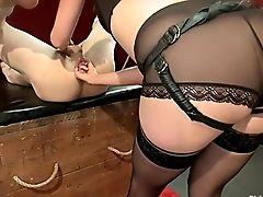 BDSM, Maitresse Madeline, Milk, Prostate,