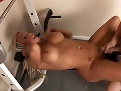 Big Tits, Guy Fucks Shemale, Tranny,