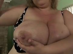 Blonde, Curvy, Jerking, Sienna Hills,