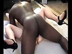 Amateur, Big Black Cock, Black, Creampie, Mature, Whore, Wife,