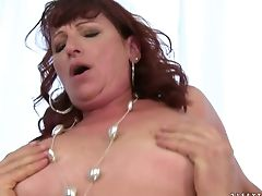 Blowjob, Cute, Facial, Granny, Hairy, Mature, Old And Young, Redhead,