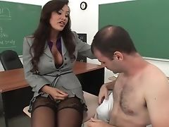 Amazing, Big Ass, Big Tits, Blowjob, Brunette, Cumshot, Cunnilingus, Facial, Lisa Ann, Pornstar,