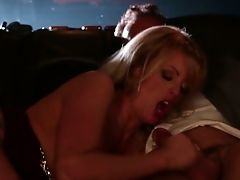 Backseat, Big Cock, Blonde, Blowjob, Car, Cheating, Cute, Fucking, Horny, MILF,