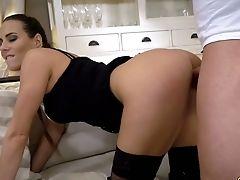 Anal Sex, Ass, Babe, Beauty, Big Tits, Blowjob, Creampie, Handjob, Lingerie, Mea Melone,