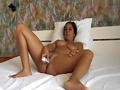 German, MILF, Sex Toys,