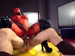 Cosplay , éjaculation, Facial, Forcer, Latex , Star Du Porno,