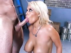 Anal Sex, Babe, Big Ass, Big Tits, Blonde, Blowjob, Bridgette B, Cum On Ass, Cumshot, Domination,