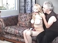 Big Tits, Blonde, Bondage, Gagging, Kagney Linn Karter, Submissive, Whore,