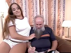 Big Tits, Dirty, Grandpa, Teen,