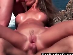 Anal Sex, Ass, Babe, Beauty, Big Tits, Blowjob, Cowgirl, Cumshot, Double Penetration, Facial,