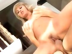 Big Natural Tits, Big Tits, Blonde, Classic, Cougar, Cumshot, Cute, MILF, Mom, Natural Tits,