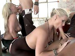 Anal Sex, Blonde, Ffmm, Group Sex, Hardcore, MILF, Orgy, Phoenix Marie, Pornstar, Sadie Swede,