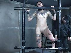 BDSM, Bondage, Fetish, Latina, Mature, Submissive,