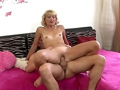 Amateur, Granny, HD, Mature, MILF, Old And Young, Son,