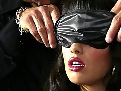 Big Tits, Blindfold, Blowjob, Couple, Fake Tits, Fetish, Gorgeous, Hardcore, Latina, Long Hair,
