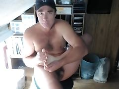 Autofellatio, Feet, Fetish, HD, Solo,