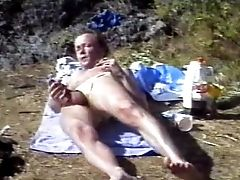 Amateur, Beach, Daddies, Masturbation, Nature, Norwegian, Old, Outdoor, Teacher,